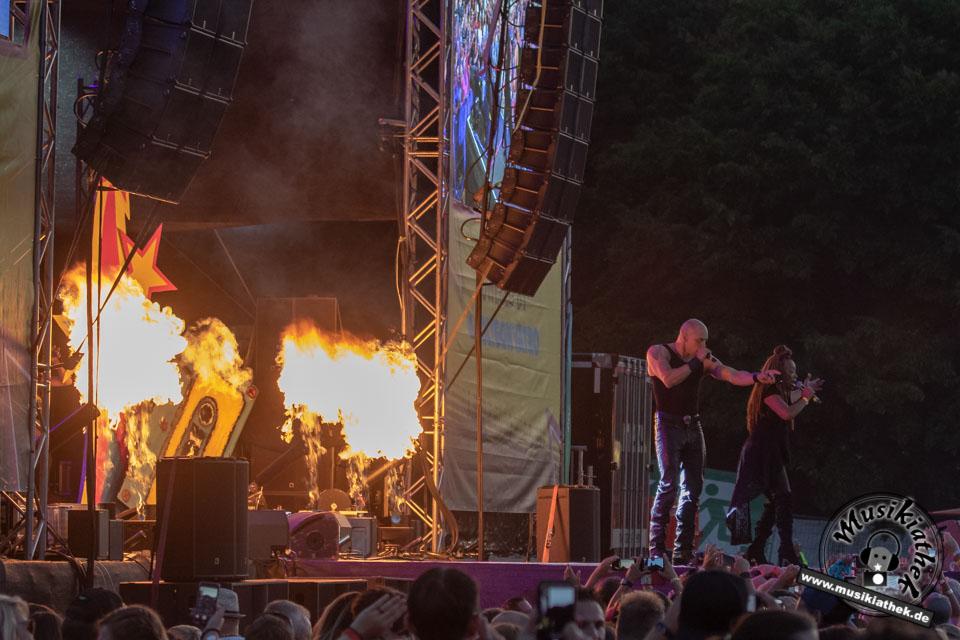 Snap - Die 90er live - 11. August 2018 - 04Musikiathek midRes