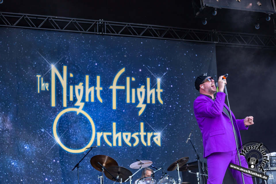 The Night Flight Orchestra - Reload Festival 2018 - 25. August 2018 - Musikiathek midRes (3)