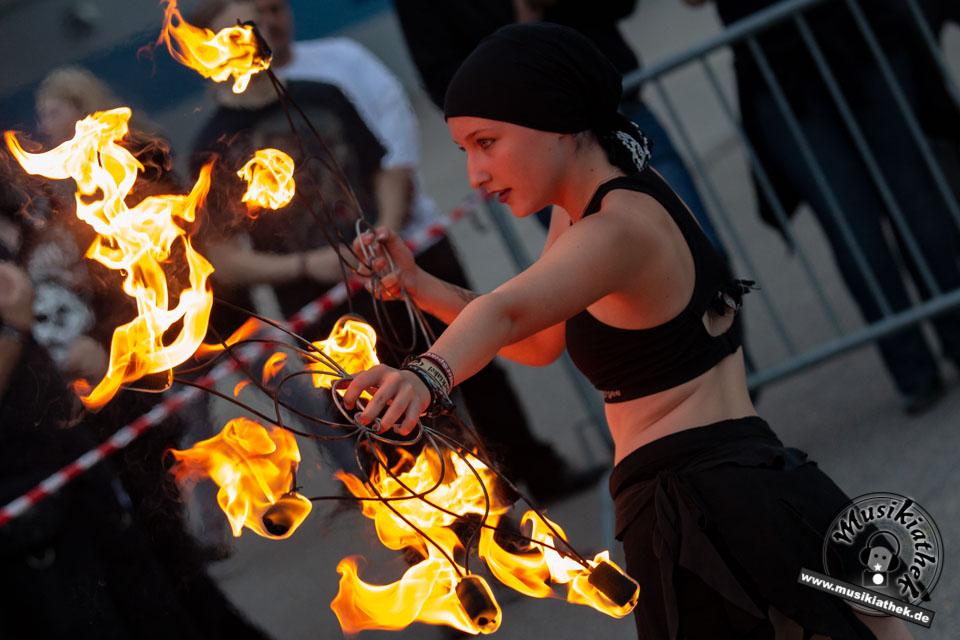 Chandra Witchfire - Black Castle Festival - 31. August 2018 - 01Musikiathek midRes
