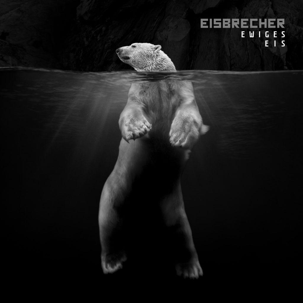 """Eisbrecher Ewiges Eis Cover  1024x1024 - Neues von Eisbrecher: """"Ewiges Eis"""" - 15 Jahre Eisbrecher"""