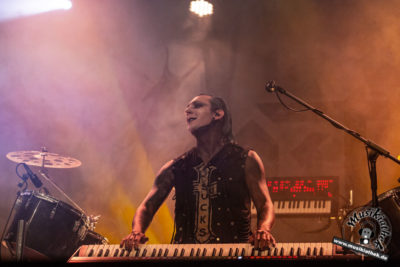 Lord Of The Lost - Black Castle Festival - 01. September 2018 - 08Musikiathek midRes