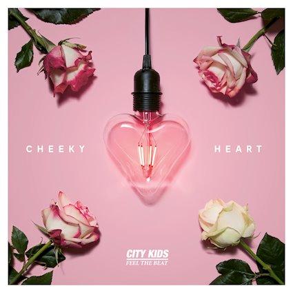 """City Kids feel the Beat veröffentlichen heute ihr Album """"Cheeky Heart"""""""