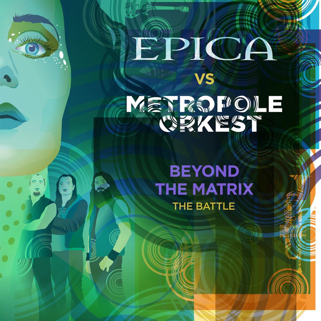 EPICA - kündigen EPICA vs METROPOLE ORKEST – »Beyond The Matrix - The Battle« an