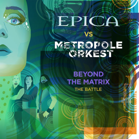 EPICA – kündigen EPICA vs METROPOLE ORKEST – »Beyond The Matrix – The Battle« an