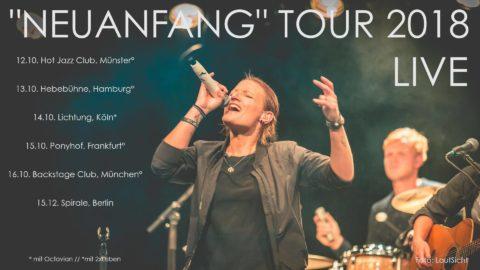Die Musikiathek präsentiert: Ohrenpost kommen im Oktober auf Tour