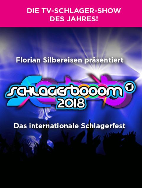 Florian Silbereisen präsentiert: SCHLAGERBOOOM 2018 in Dortmund