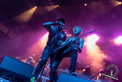 Bad Wolves - Palladium Köln - 14. Oktober 2018 - 37 Musikiathek midRes