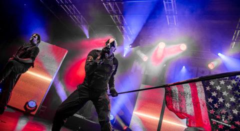 Live / Fotos: Megaherz (Support: Heldmaschine) – Kammgarn Kaiserslautern – 13.10.2018