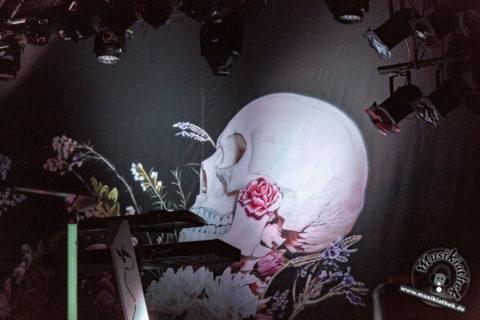 Live / Fotos: Delain (Support: Visionatica)- Live Music Hall Köln – 11.10.2018