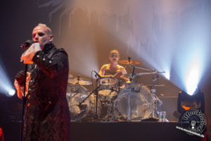 Live / Fotos: Mono Inc. (Support: Hell Boulevard) - Turbinenhalle Oberhausen - 26.10.2018