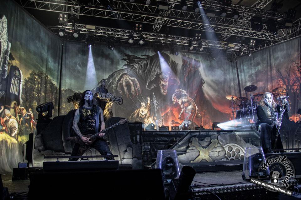 Powerwolf - Turbinenhalle Oberhausen - 27. Oktober 2018 - 42 Musikiathek midRes