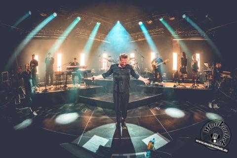 Live / Fotos: Sasha  – Warsteiner Music Hall Dortmund – 15.10.2018