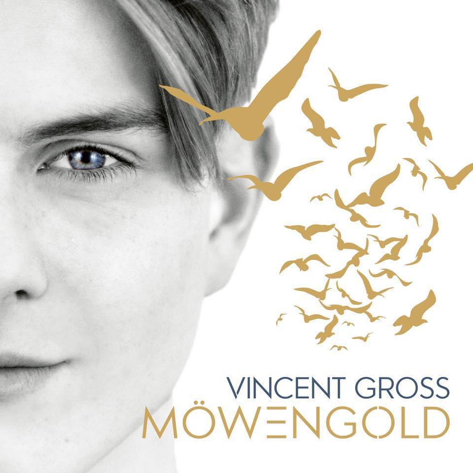 """Vincent Gross kommt mit seinem neuen Album """"Möwengold"""" auf Tour!"""
