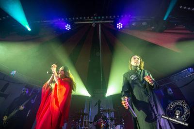 Lacuna Coil - CLub Volta Köln - 10. November 2018 - 05Musikiathek midRes