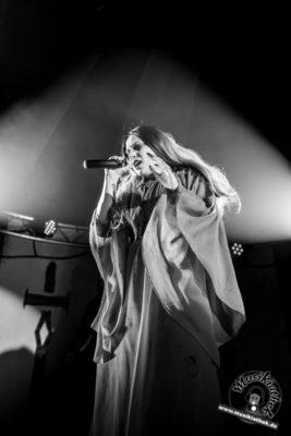 Lacuna Coil - CLub Volta Köln - 10. November 2018 - 09Musikiathek midRes