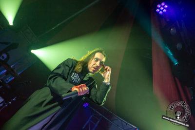 Lacuna Coil - CLub Volta Köln - 10. November 2018 - 16Musikiathek midRes