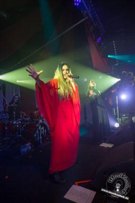 Lacuna Coil - CLub Volta Köln - 10. November 2018 - 20Musikiathek midRes