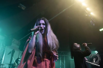 Lacuna Coil - CLub Volta Köln - 10. November 2018 - 38Musikiathek midRes