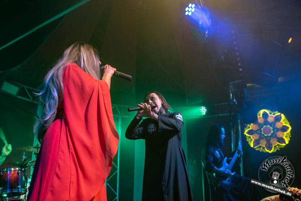 Lacuna Coil - CLub Volta Köln - 10. November 2018 - 40Musikiathek midRes
