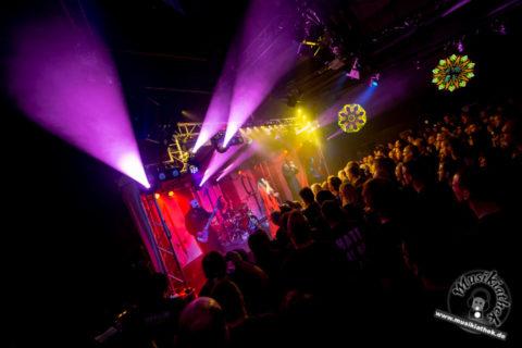 Live / Fotos: Lacuna Coil – Club Volta Köln – 10.11.2018