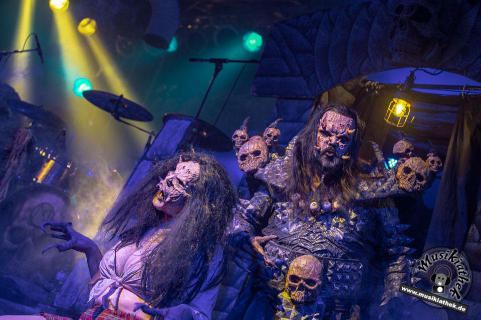 Lordi - Essigfabrik Köln - 21. November 2018 - 06 Musikiathek midRes