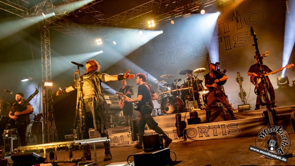 Saltatio Mortis - Turbinenhalle Oberhausen - 03. November 2018 - 34 Musikiathek midRes