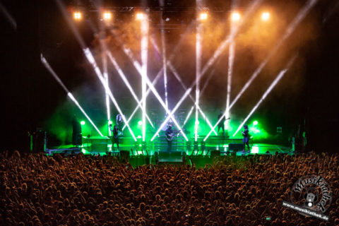 Live / Fotos: Schandmaul (Support: Fiddler's Green) – Lanxess Arena Köln – 16.11.2018