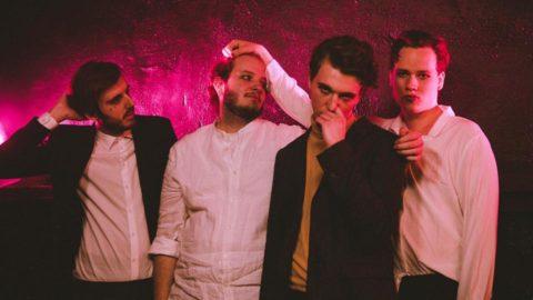 """DOTE mit """"White Wine""""- die Essener Indie-Band veröffentlicht ihre neue Single samt Video"""