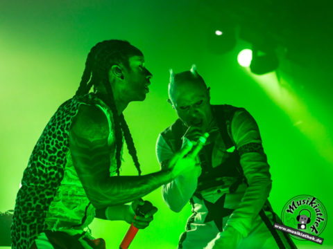 Live/Fotos: The Prodigy – Mitsubishi Electric Halle – 5.12.2018