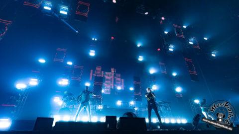 Live / Fotos: Scooter – Westfalenhalle Dortmund – 06.12.2018