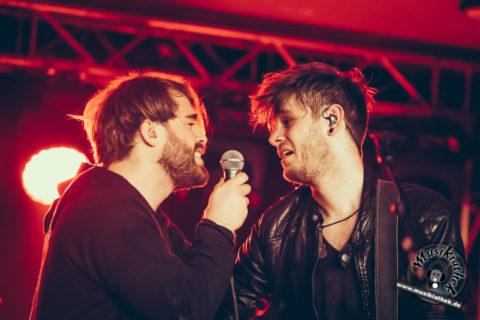 Live / Fotos: Antiheld (Support: Edy Edwards Trio) – Rockbüro Herne – 08.12.2018