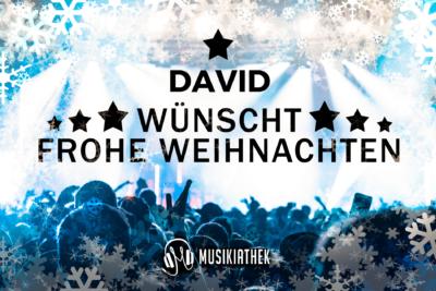 DAVID-wuenscht-frohe-weihnachten