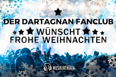 DER DARTAGNAN FANCLUB-wuenscht-frohe-weihnachten