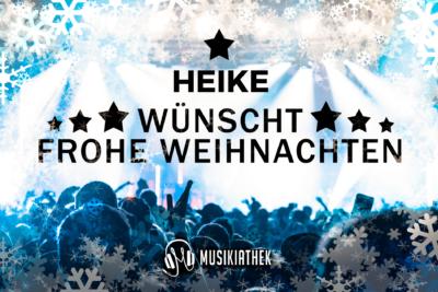 HEIKE-wuenscht-frohe-weihnachten