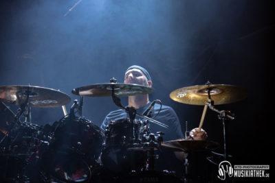 Hatebreed - Mitsubishi Electric Halle Düsseldorf - 15. Dezember 2018 - 02 Musikiathek midRes