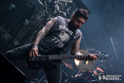 Hatebreed - Mitsubishi Electric Halle Düsseldorf - 15. Dezember 2018 - 11 Musikiathek midRes