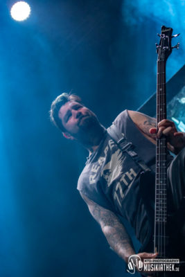 Hatebreed - Mitsubishi Electric Halle Düsseldorf - 15. Dezember 2018 - 13 Musikiathek midRes