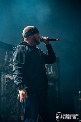 Hatebreed - Mitsubishi Electric Halle Düsseldorf - 15. Dezember 2018 - 15 Musikiathek midRes