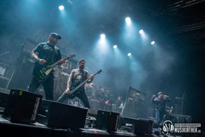 Hatebreed - Mitsubishi Electric Halle Düsseldorf - 15. Dezember 2018 - 18 Musikiathek midRes