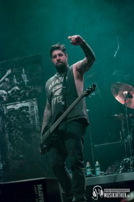 Hatebreed - Mitsubishi Electric Halle Düsseldorf - 15. Dezember 2018 - 19 Musikiathek midRes