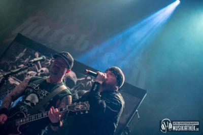 Hatebreed - Mitsubishi Electric Halle Düsseldorf - 15. Dezember 2018 - 21 Musikiathek midRes