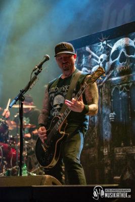 Hatebreed - Mitsubishi Electric Halle Düsseldorf - 15. Dezember 2018 - 23 Musikiathek midRes