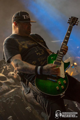 Hatebreed - Mitsubishi Electric Halle Düsseldorf - 15. Dezember 2018 - 33 Musikiathek midRes