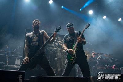 Hatebreed - Mitsubishi Electric Halle Düsseldorf - 15. Dezember 2018 - 35 Musikiathek midRes