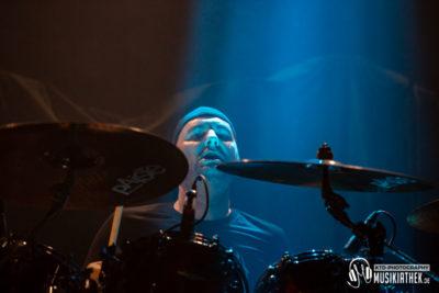 Hatebreed - Mitsubishi Electric Halle Düsseldorf - 15. Dezember 2018 - 36 Musikiathek midRes