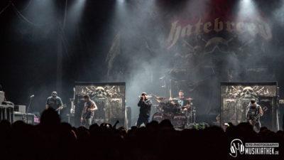 Hatebreed - Mitsubishi Electric Halle Düsseldorf - 15. Dezember 2018 - 39 Musikiathek midRes