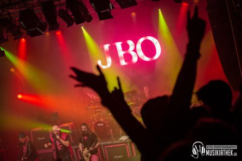Live / Fotos: J.B.O. (Support: Hyrax) – Zeche Carl, Essen – 27.12.2018