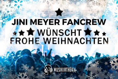 JINI MEYER FANCREW-wuenscht-frohe-weihnachten