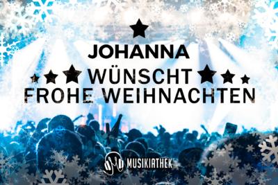 JOHANNA-wuenscht-frohe-weihnachten