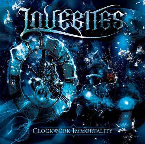"""Das neue Album von den LOVEBITES """"Clockwork Immortality"""" kommt am 7. Dezember"""